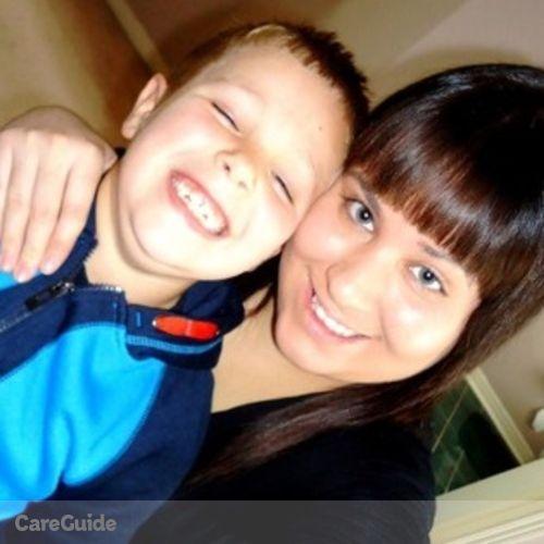 Canadian Nanny Provider Melissa Darosa's Profile Picture