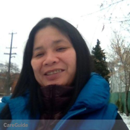 Canadian Nanny Provider Maria Loida Verso's Profile Picture