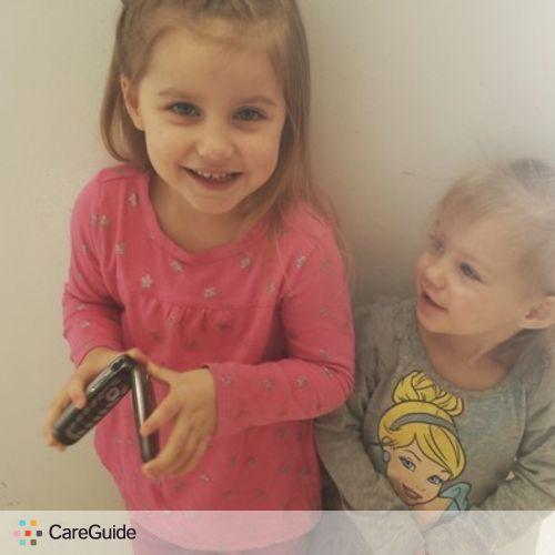 Child Care Job Sasha Hildebrand's Profile Picture