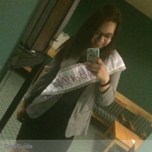 Canadian Nanny Provider Ericka Bidwell's Profile Picture
