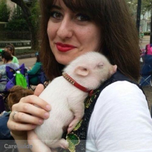 Canadian Nanny Provider Roxanne Sanchez's Profile Picture