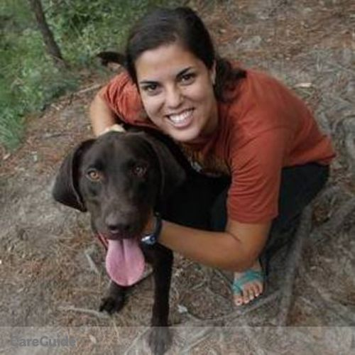 Pet Care Provider Sarah Cory's Profile Picture