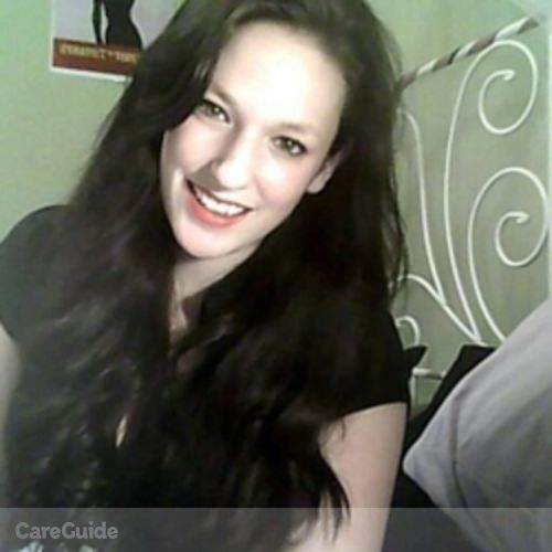 Canadian Nanny Provider Stefanie F's Profile Picture