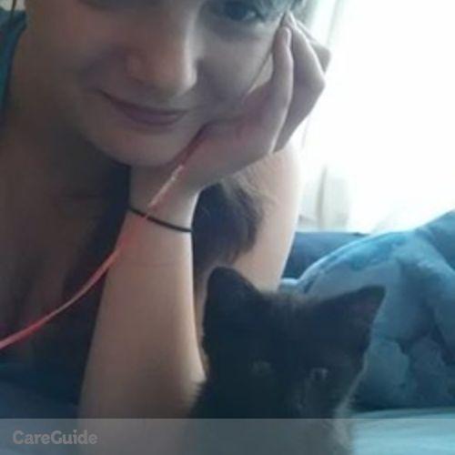 Canadian Nanny Provider Cassandra M's Profile Picture