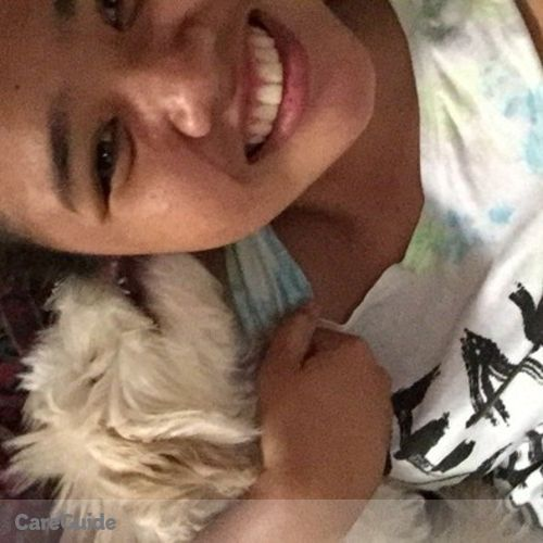 Pet Care Provider Anna Patricia Naranjo's Profile Picture