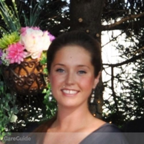 Canadian Nanny Provider Ellen Coyle's Profile Picture