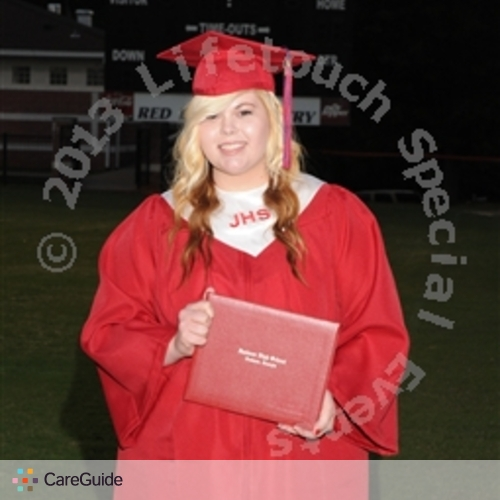 Child Care Provider Lissa Cook's Profile Picture
