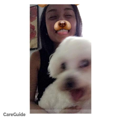 Pet Care Provider Kathia Guardado's Profile Picture