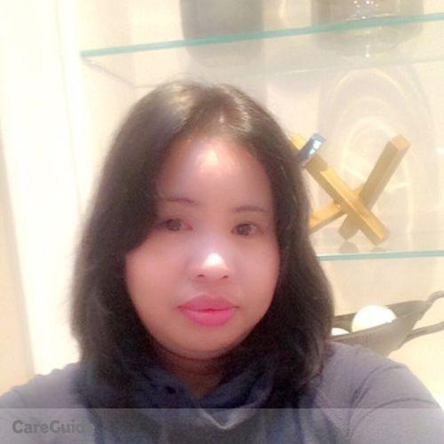 Canadian Nanny Provider Marissa Vitug's Profile Picture