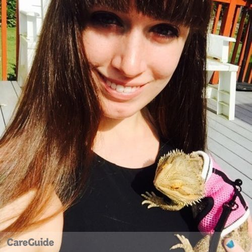 Pet Care Provider Tiffany DellaValle's Profile Picture