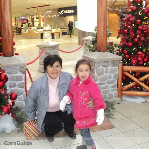 Canadian Nanny Provider Felipa M's Profile Picture