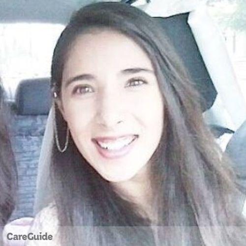 Canadian Nanny Provider Ana Orozco's Profile Picture