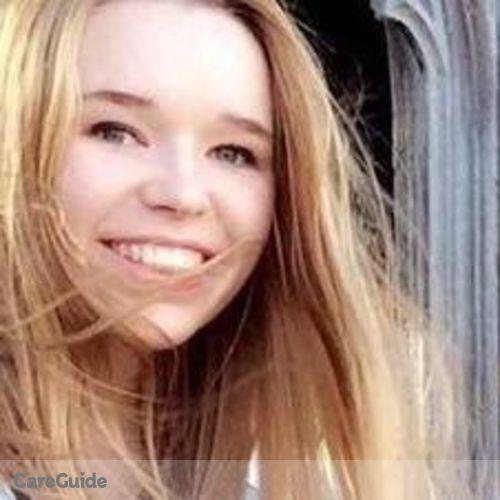 Canadian Nanny Provider Ciara Wulf's Profile Picture