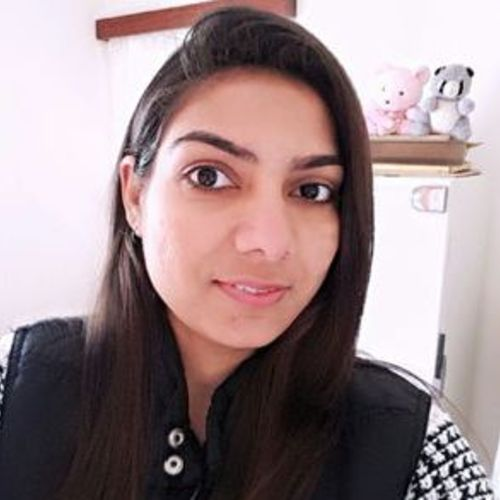 Canadian Nanny Provider Amandeep K's Profile Picture
