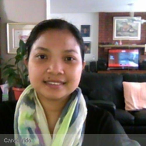 Canadian Nanny Provider Anna Marie Buendia's Profile Picture