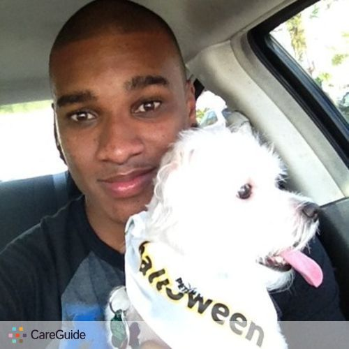 Pet Care Provider Dev Vidal's Profile Picture