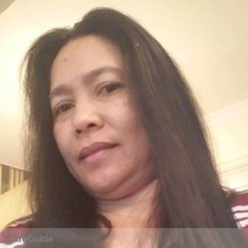 Canadian Nanny Provider Joenacel Galange's Profile Picture