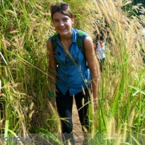 Canadian Nanny Provider Tessa Janzen's Profile Picture
