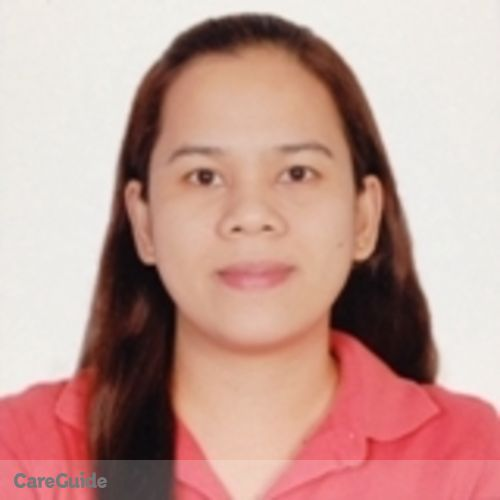 Canadian Nanny Provider Jo-ann de los Santos's Profile Picture