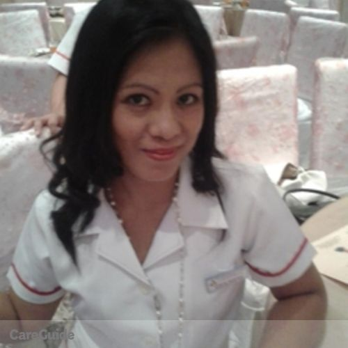 Canadian Nanny Provider Eugene Domingo's Profile Picture