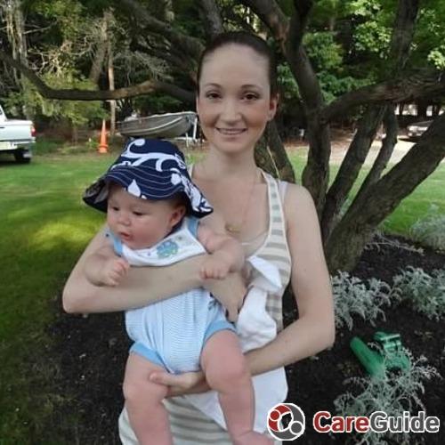 Child Care Provider Katie T's Profile Picture