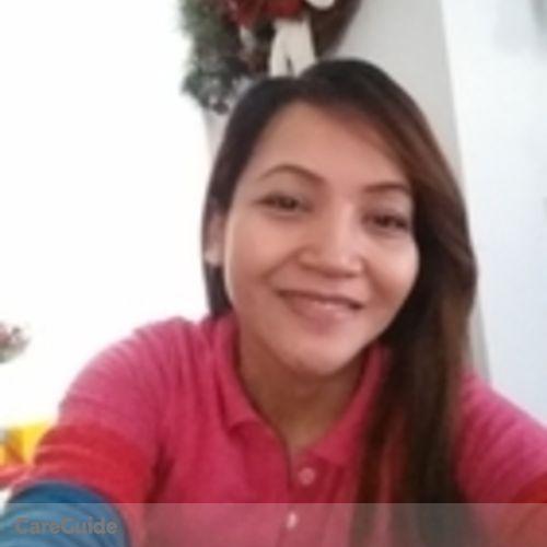 Canadian Nanny Provider Mary Ann Siapno's Profile Picture