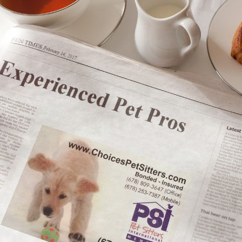 Pet Care Provider Linda R. - Choices Pet Sitters's Profile Picture