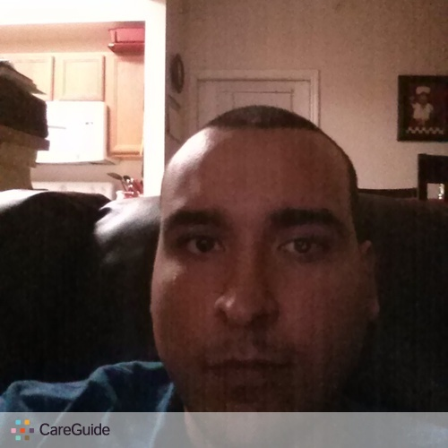 Housekeeper Provider Daniel Garcia's Profile Picture