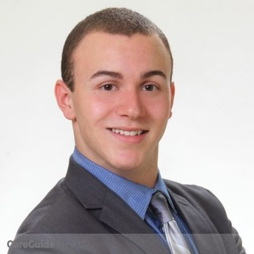 House Sitter Provider Christopher Feriola's Profile Picture