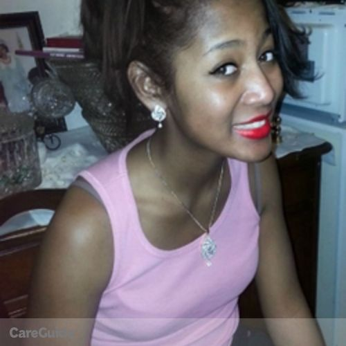 Canadian Nanny Provider Vanille Fano's Profile Picture
