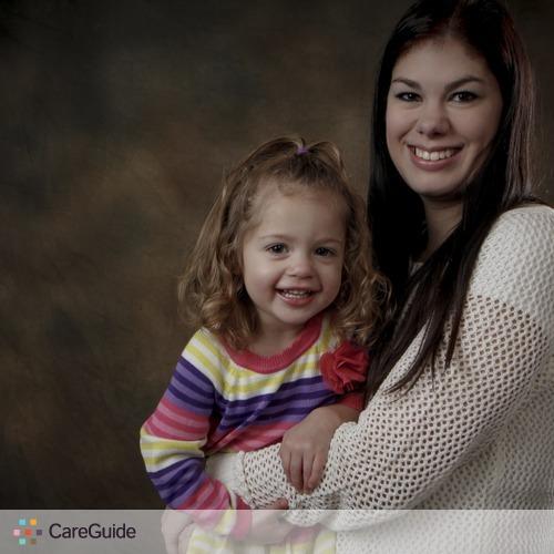 Child Care Provider Danielle Tyler's Profile Picture