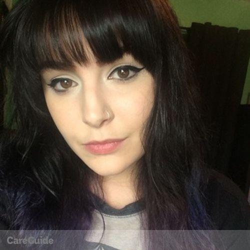 Canadian Nanny Provider Sylvia Hache's Profile Picture