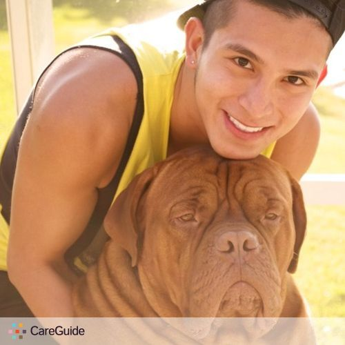 Pet Care Provider Jorge Quintero's Profile Picture