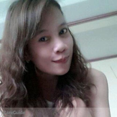 Canadian Nanny Provider Cynthia Panganiban's Profile Picture