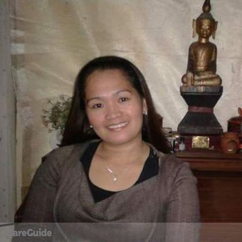 Child Care Provider Maria Cristina E's Profile Picture