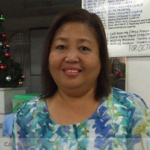 Canadian Nanny Provider Ester Sobremonte's Profile Picture