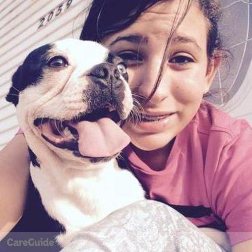Pet Care Provider Savannah Wharton's Profile Picture