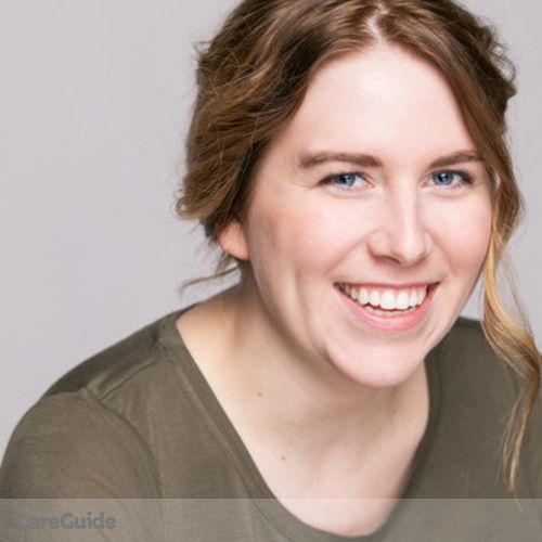 Canadian Nanny Provider Elizabeth W's Profile Picture