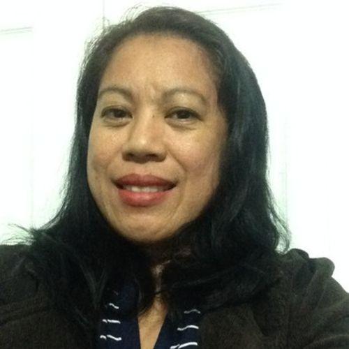 Canadian Nanny Provider Merlita M's Profile Picture