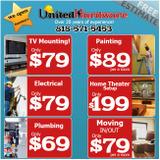 UnitedHardware - Professional Handyman Services