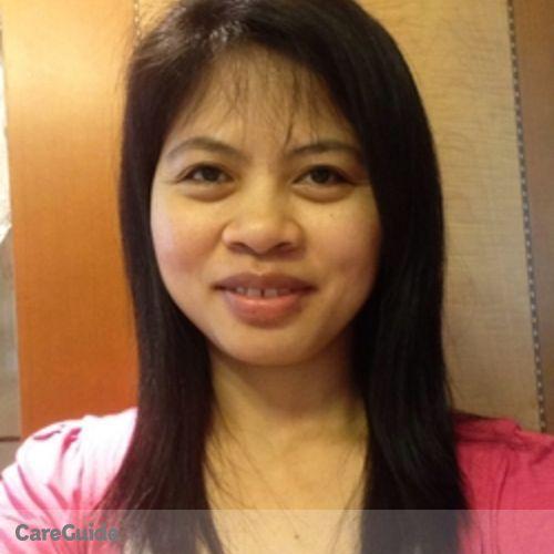 Canadian Nanny Provider Cherrilyn B's Profile Picture