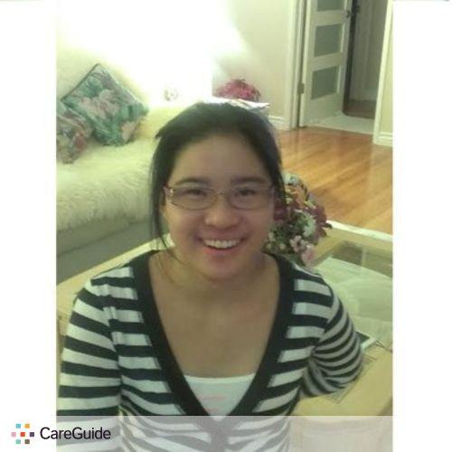 Child Care Provider Ashley Chung's Profile Picture