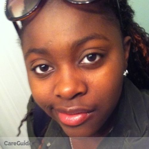 Canadian Nanny Provider Ruth Mushibwe's Profile Picture