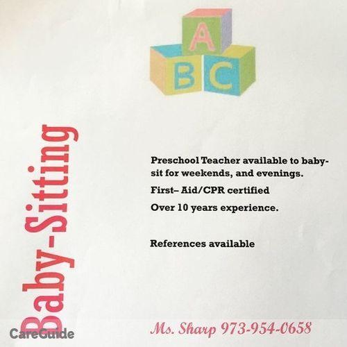 Child Care Provider Jill Sharp's Profile Picture