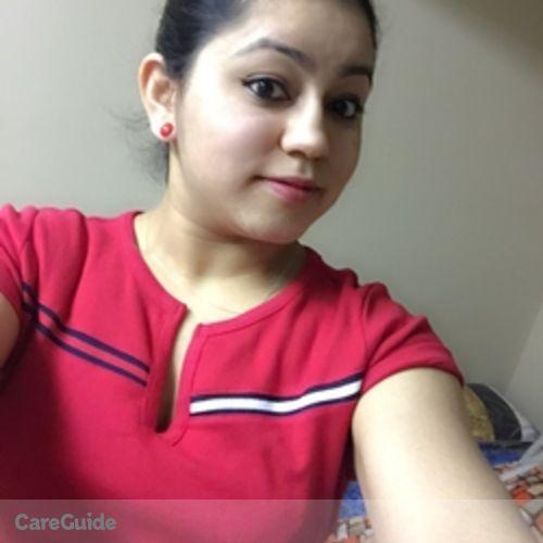 Canadian Nanny Provider Tajinder K's Profile Picture