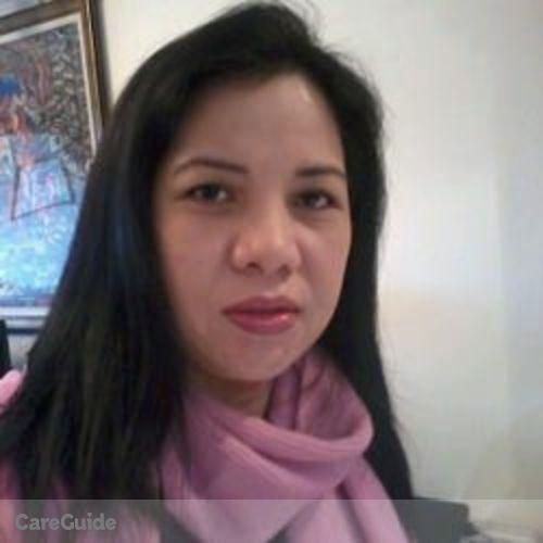 Canadian Nanny Provider Jennifer Poblete's Profile Picture