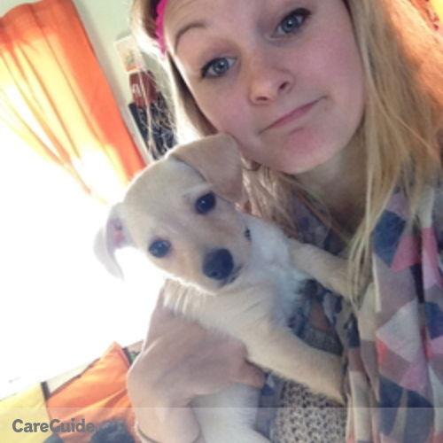 Canadian Nanny Provider Sarah Paquette's Profile Picture