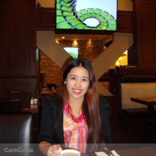 Canadian Nanny Provider Thaira Baniaga's Profile Picture