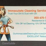 House Cleaning Company, House Sitter in West Haven