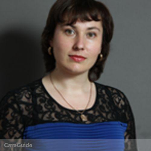 Canadian Nanny Provider Oksana Vorobchuk's Profile Picture